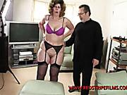 MILF treated like slut