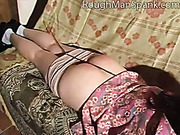 Country girl got spanking