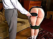Employer punished office girl