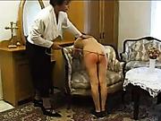 Bare bottom punishments