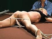 Lesbian punishment in prison