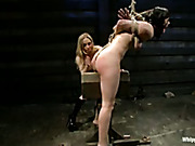 Famous porn star got her ass spanked rough