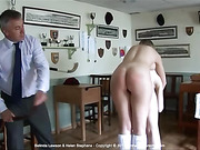 Totally nude strapping for Belinda Lawson and Helen Stephens