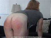 Missed training sessions costs Lyra Bryant a butt-rippling