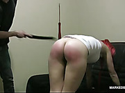 KENDRAS FIRST SPANKING