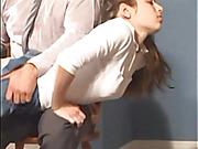 Sierra Salem 1st spanking