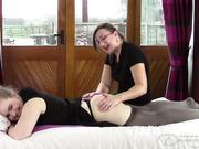 Spanking Massage Parlour - part 2