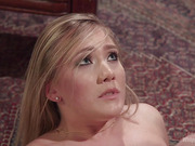 AJ Applegate Flogged, Fisted and Anally Strap-on Fucked by