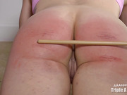 SPANKED INTO SHAPE