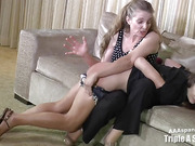 SPANKED & MOUTHSOAPED BY MOMMY