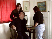 Galleristas spanking
