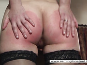 Fingered and disclined