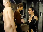 Uncomplaining acquires tied and Spanked