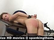 Mixed butt punishment