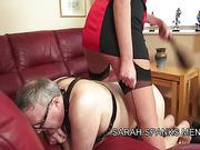 Sissy punished