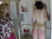 Bathroom slapping