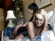Two hot girlsdebut! NEW Director's Cut: Stacy Stockton