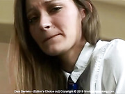 Dani Daniels shows that crying doesn't mean quitting in a