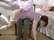AFTER SCHOOL SPANKING & STRAPPING