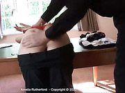 Amelia Rutherford is back with an all-new series of spanking