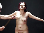 Strict teacher tits whipped