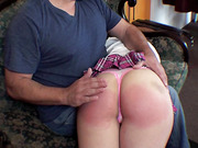 Casey Spanked In Front Of Her Best Friend