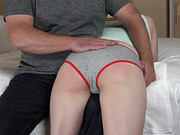 Girls Nighty Out - Casey Otk Spanking In Daisy Dukes