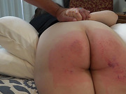 Summer Swats - Bare Bottom Blistering For Naughty Trixie