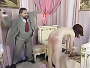 Humiliated and severely paddled by professor
