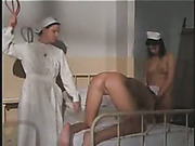 Patient spanked by nurse