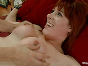 Lesbo chik bound and spanked by her girlfriend