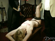 Two mature bitches got some good flogging