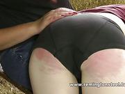Slutty nurse was punished in the hospital