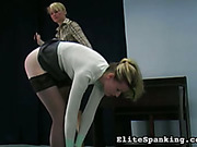 Schoolgirl punished by teacher for poor knowledge