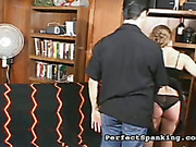 Sweet young asses spanked, flogged and caned