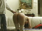 Spanking master will give much spanking and paddling