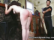 Teen tortured with thin cane before OTK session