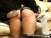 Young bubble butts were paddled and caned