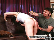 Painful fetish games of two lovers