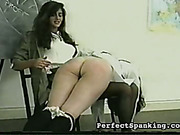 Female employees punished by kinky mistress