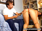 Submissive wife wants extreme punishment from spanker