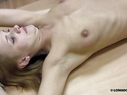 Secretary masturbated in the office and was punished