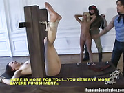 Two sexy nuns turned into submission
