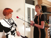 Sarah and redhead