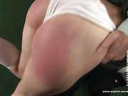 The Director spanked a girl