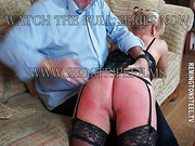 Miss Mary was spanked