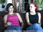 Allaura Shane talks spanking