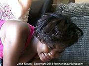 Model Jana Tatum