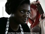 Tears for Jana Tatum