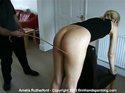 Amelia bare bottom